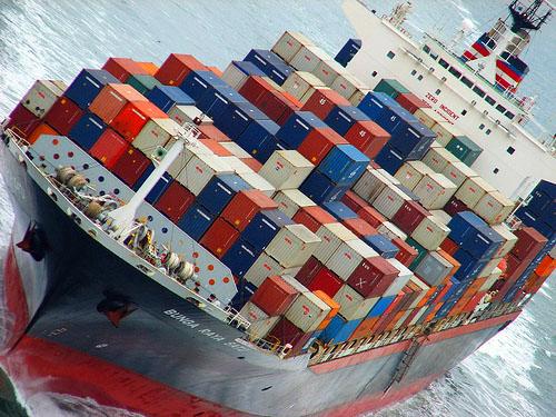 NAvio Container